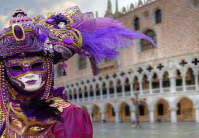 Dall' 8/02 al 25/02 Venezia: Carnevale 2020