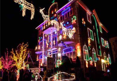 Dall'1/12 al 30/12 New York: luci natalizie