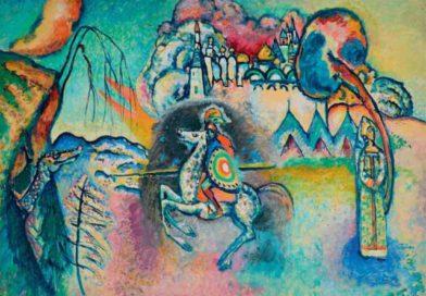 Fino al 20 gennaio Vicenza: Kandinskij, Goncharova, Chagall