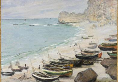 Fino al 16 febbraio Asti: Monet e gli impressionisti in Normandia