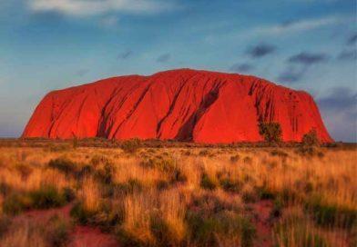 Australia: l'ascesa di Ayers Rock è vietata