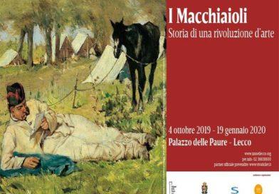 Lecco: I Macchiaioli. Storia di una rivoluzione d'arte –fino al 19 gennaio