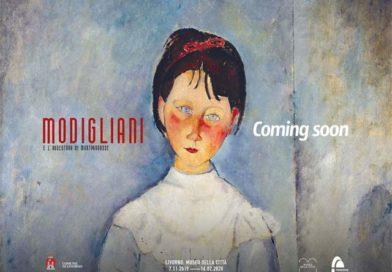 """Livorno: """"Modigliani e l'avventura di Montparnasse"""" – fino al 16 febbraio"""