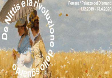 """Ferrara: """"De Nittis e la rivoluzione dello sguardo"""" – fino al 13 aprile"""