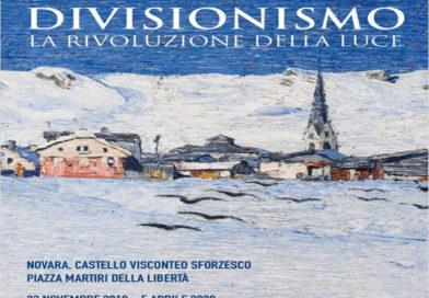 """Novara: """"Divisionismo. La rivoluzione della luce"""" – fino al 05/04"""