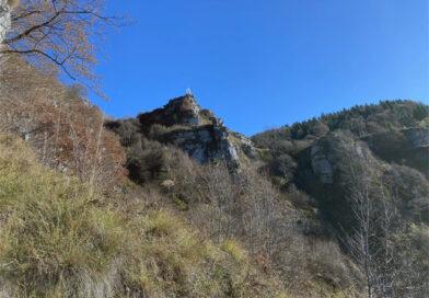 Bocchetta Paù 1286 m s.l.m. da Caltrano