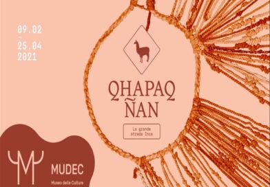 Milano: Qhapaq Ñan. La grande strada Inca – fino al 20 giugno 2021