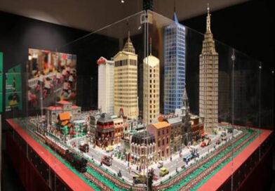 "Pontedera (Pi): ""I love Lego"" – fino al 13 giugno"