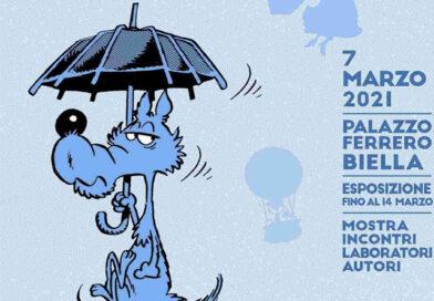 Biella: Piazzo,  Nuvolosa: il festival del fumetto fino al 30 maggio