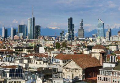 Milano, vista gratuita dall'alto