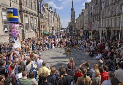 Dal 6 al 30 agosto Edimburgo (Scozia) : Edinburgh Festival Fringe
