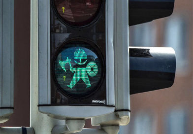 In Danimarca sta per debuttare il primo semaforo a tema vichingo