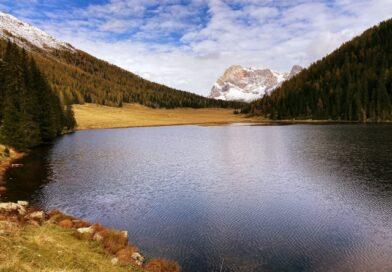 Lago di Calaita (1605 m s.l.m.) da San Martino di Castrozza