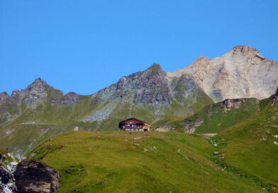 Malga Fane e Rifugio Bressanone (Brixner Hütte) 2282 m s.l.m.