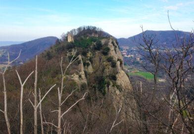 Il giro e la salita del Monte Rocca Pendice