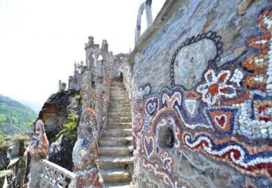 Valtellina: Nicola Di Cesare, il Gaudì di Grosio